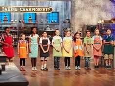 Kids Baking Championship Videos Videos : Food Network - FoodNetwork.com