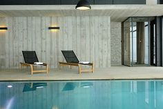 Wiesergut_ski hotel swimming pool
