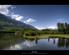 Lillooet Lake, British Columbia