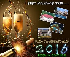 Best Resorts and Hotels For New Year party Celebration at different locations New Year Packages near Delhi