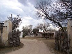 Alamo Village was the first movie set built in Texas and has been the filming location for over 100 movies and TV shows since its inception.