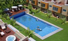 Esta podría ser tu Casa en #Morelos con alberca y jacuzzi