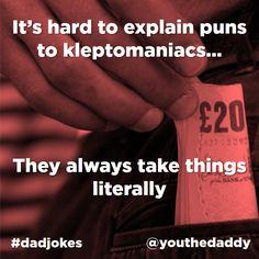 dad jokes - pun