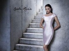 Vestidos Carla Ruiz - Fiesta - Bodas 2015 - Wedding Dress Cocktail