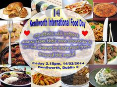 Evento na escola Kenilworth. Food Tasting, Dishes, Students, School, Ireland, Plate, Tableware, Cutlery, Dish