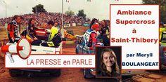 Ambiance Super Cross à Saint Thibery par Marion BOULANGEAT