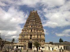 Grandiose, South India Temple, Hampi