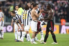 Calciomercato Juventus: sempre più Milan, oltre a Nesta, pensa a Seedorf
