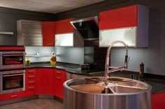 Add interest and style to any #kitchen or #bedroom design with the use of well designed lighting schemes