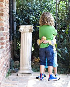 Encouraging siblings to get along...a very good list inspired by biblical love for one another.