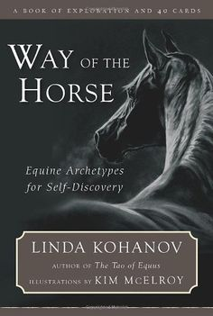 Way of the Horse: Equine Archetypes for Self-Discovery — A Book of Exploration and 40 Cards by Linda Kohanov http://www.amazon.com/dp/1577315138/ref=cm_sw_r_pi_dp_oPLBub1T2FD83