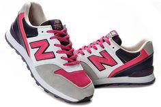 Zapatos 2013 de las mujeres auténticas zapatillas nb zapatillas del 996 Zhang Zaixuan WR rosa