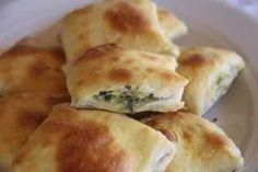 Petrezselymes krumplis lepény - ÍZŐRZŐK Spanakopita, Ethnic Recipes, Food, Essen, Meals, Yemek, Eten
