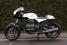Hammer Kraftrad: Hammer Kraftrad BMW K75 S - Umbau