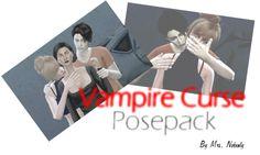 Sims 4 CC's - The Best: Vampir Posepack by Mrs.Nobody