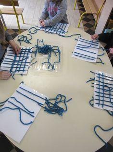 Preschool Writing, Preschool Learning Activities, Motor Activities, Preschool Activities, Art For Kids, Crafts For Kids, Easy Toddler Crafts, Pre Writing, Gross Motor Skills