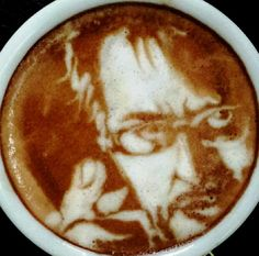 .·:*¨¨*:·. Coffee ♥ Art .·:*¨¨*:·. latte art art café
