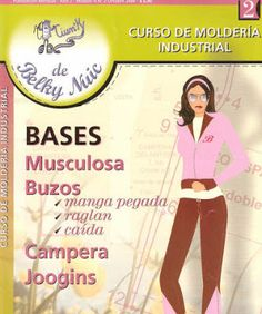 free sewing pattern - Mujeres y alfileres: Moldería industrial - Ropa deportiva II