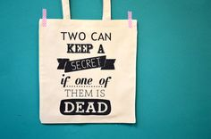 Hey, I found this really awesome Etsy listing at https://www.etsy.com/listing/167273241/pretty-little-liars-canvas-tote-two-can