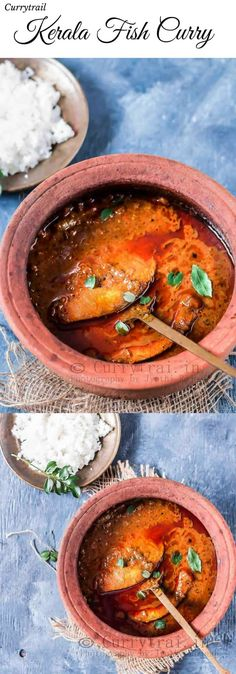 This red, spicy finger licking fish curry from God's own country pairs up perfect with steamed rice and kappa. Indian Fish Recipes, Fried Fish Recipes, Veg Recipes, Curry Recipes, Seafood Recipes, Vegetarian Recipes, Kerala Recipes, Prawn Recipes, Jamaican Recipes