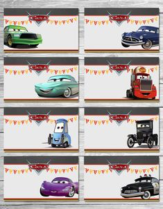 19 trendy Ideas for disney cars birthday party favors lightning mcqueen Disney Cars Party, Disney Cars Birthday, Cars Birthday Parties, Birthday Party Favors, Car Food, Food Tent, Vintage Jeep, Lightning Mcqueen, Auto Party