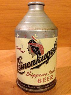Leinenkugel's Chippewa Pride Beer Jacob Leinenkugel Brewing Co. Chippewa Falls, WI 196-28