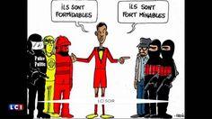 Le monde s'est mobilisé pour montrer son soutien aux victimes des attentats de Bruxelles. Beaucoup se sont exprimé en dessins.