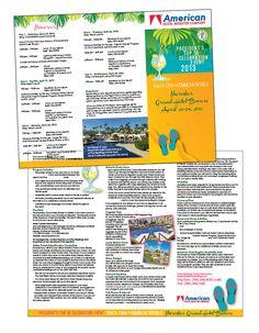 American Hotel Registry - 2013 Sales conference brochure
