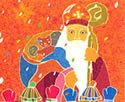 St. Nicholas Center- a great list of books for children about St. Nicholas. These would be helpful for parents framing Santa Claus in a Christian way.