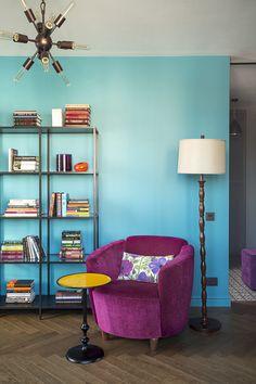 плинтус в цвет стен