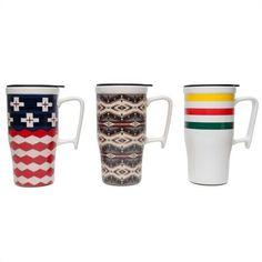 Pendleton Travel Mug