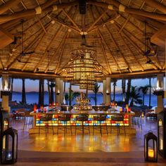 One and Only Palmilla, the esteemed luxury resort and spa on the tawny-colored, tiny-pebbled beach of Cabo San Lucas, Mexico, has reopened. Beach Hotels, Beach Resorts, One And Only, Cabo San Lucas Mexico, Bamboo Structure, Beach Cafe, Mexican Hacienda, Holiday Places, Baja California