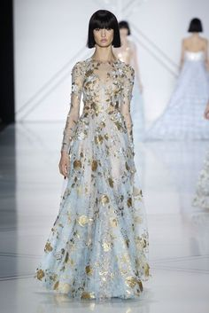 Ralph & Russo Spring/Summer 2017 Couture Collection   British Vogue