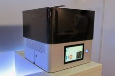 W2P's Unusually High-Rez DLP 3D Printers #3DPrinting