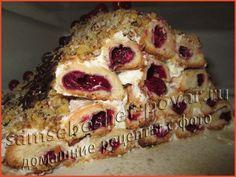 """Вкусный и красивый торт """"Монастырская изба"""" - подробный фото-рецепт"""