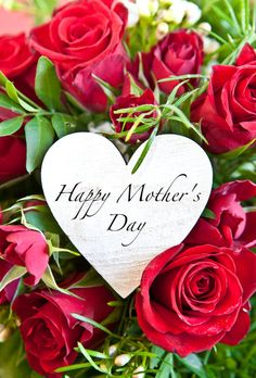 I want to wish all of my friends and family a happy Mother's Day. You all deserve this special day. xo