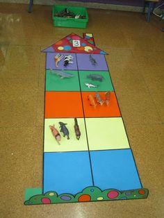 Escuela con Vida: DESCOMPONEMOS NÚMEROS Maths Area, Mi Life, Preschool Activities, Harry Potter, Classroom, Ideas, Blog, Kids Math, Special Education