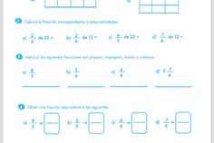 Pruebas Evaluación Tema 3 Sexto Matemáticas ABN