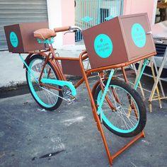 Olé + Bolo Sem Vergonha | Olé Bikes I Bicicletas, Triciclos e Food Bikes personalizados