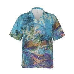 The Key West Beach Painting Hawaiian Shirt - 2XL