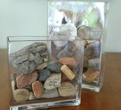 Travel keepsakes that don't cost a dime...write a memory frm your trip... super cute!