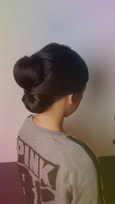 Classic updo #Hairbymoira #anandahairstudio