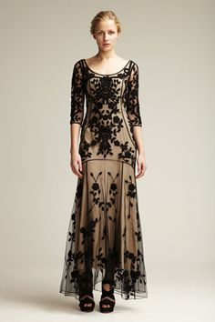 Temperly of London Resort 2012 ~ clearly inspired by Downton Abbey {and that's not a bad thing}