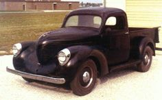 1939 Willys Pickup Model 48