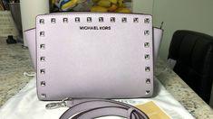 Michael Kors Selma Crossbody - YouTube Michael Kors Selma, Michael Kors Jet Set, Leather Crossbody, Handbags, Wallet, Youtube, Blog, Women, Totes