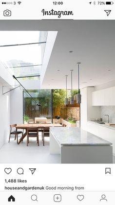 Kitchen Extensions, House Extensions, Henley Homes, Extension Designs, Kitchen Diner Extension, Side Extension, Architecture Building Design, Bungalow Renovation, Side Return