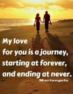viaje de amor...