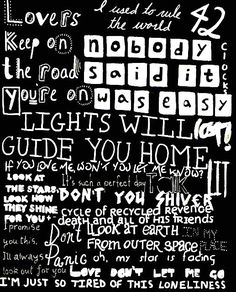 coldplay lyrics - Google Search