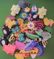 30 Mini Eraser Assortment Party Favors ,party bag fillers Party Bag Fillers, Princess Peach, Party Favors, Mini, Bags, Character, Handbags, Princess Party Favors, Wedding Keepsakes