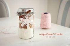 Gift Guide: DIY Gingerbread Cookies
